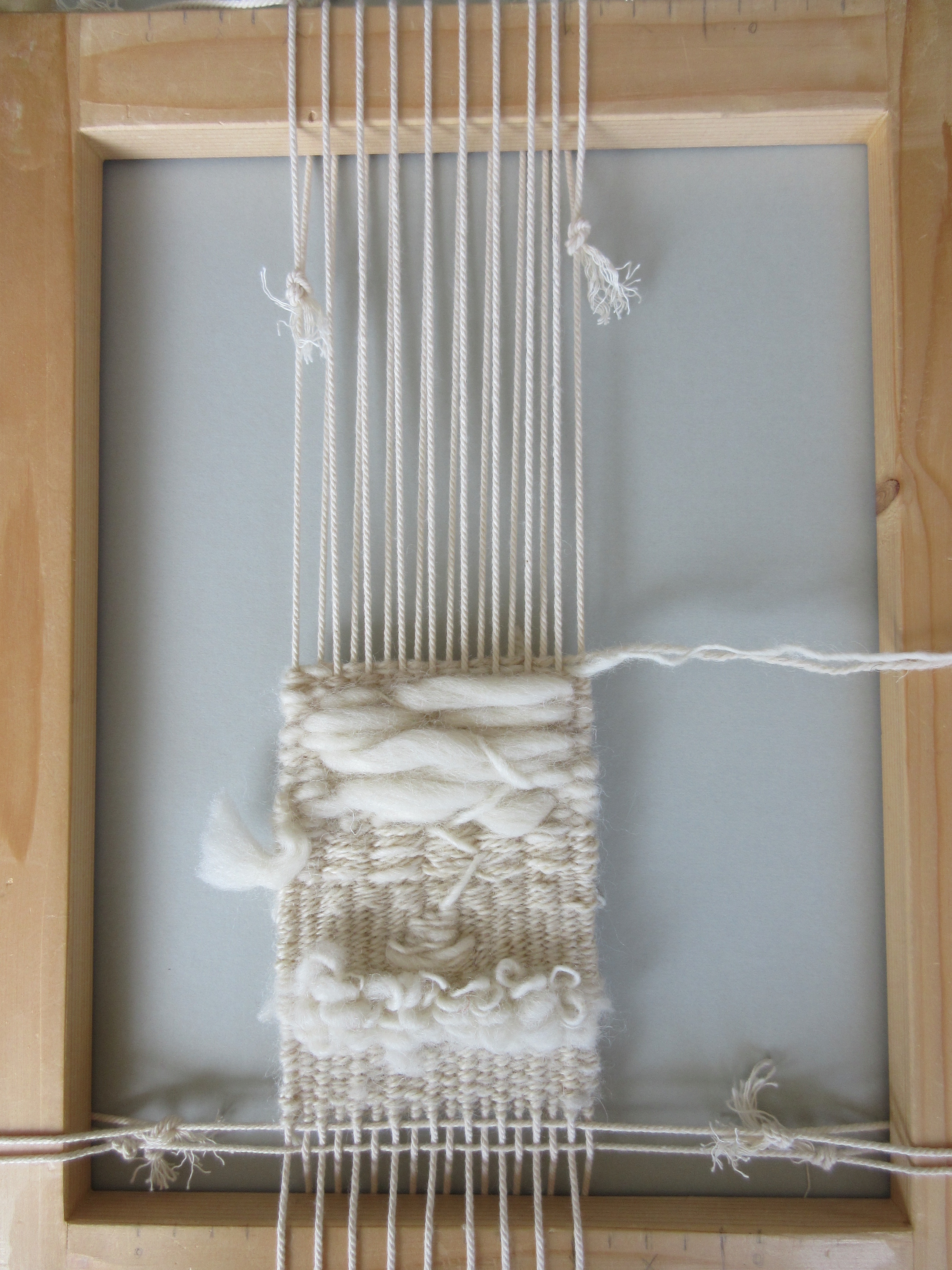Introduction to Art Weaving