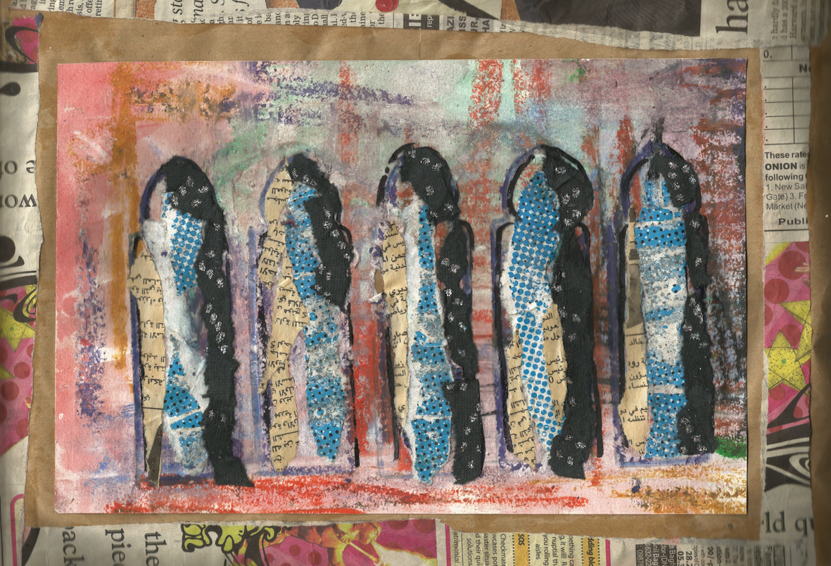Mixed Media Short Course