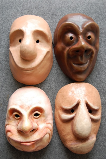 Full Mask Theatre in Performance - Sunday 23 April