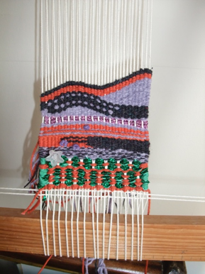 Introduction to Art Weaving - Sunday 02 July 2017